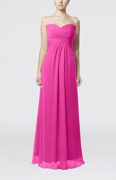 Hot Pink Bridal Dresses