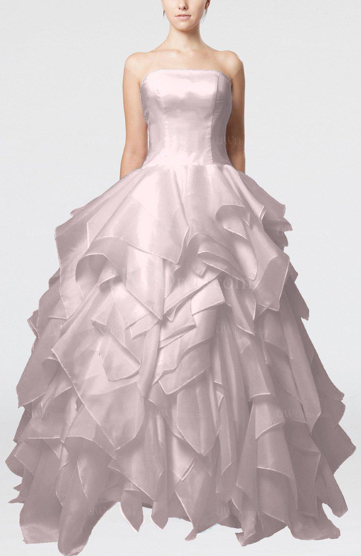 Blush Disney Princess Outdoor Princess Sleeveless Backless Organza ...