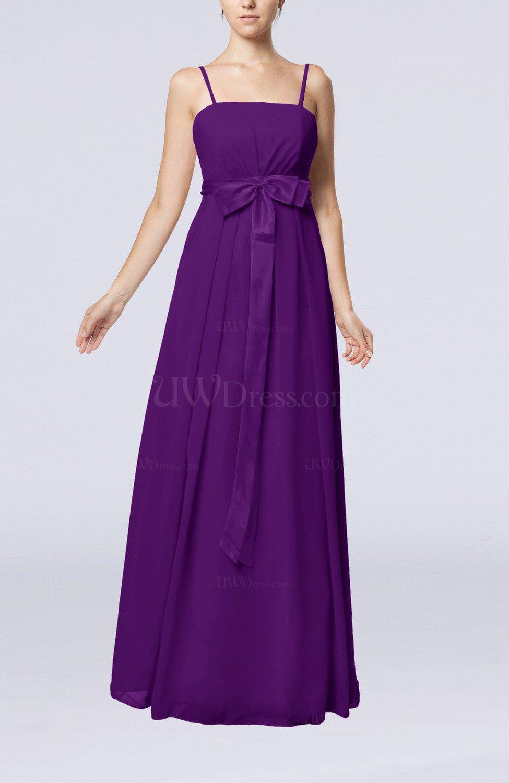 Cheap Purple Bridesmaid Dresses