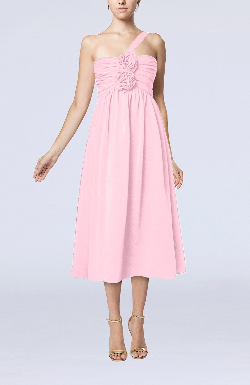 One Shoulder Dress For Wedding Guest Joswen Dresses For Weddings And ...