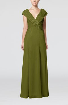 Olive Mother of the Bride Dresses