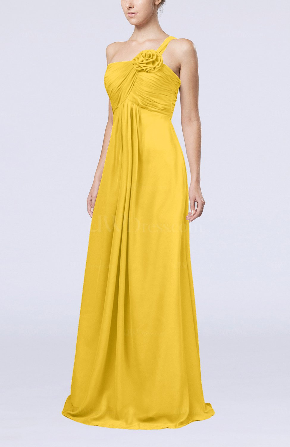 Pastel Yellow Mother Of The Bride Dresses 15
