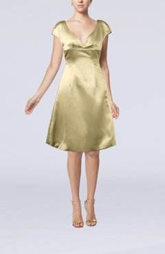 Tan colored cocktail dresses