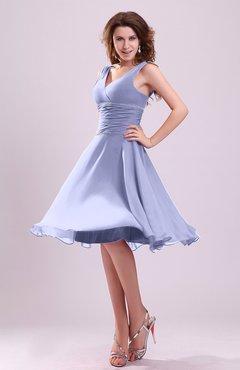 Lavender Cocktail Dress
