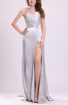 Gorgeous Sweetheart Sleeveless Criss-cross Straps Chapel Train Prom Dresses