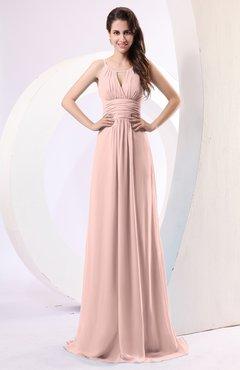 Rose color dress