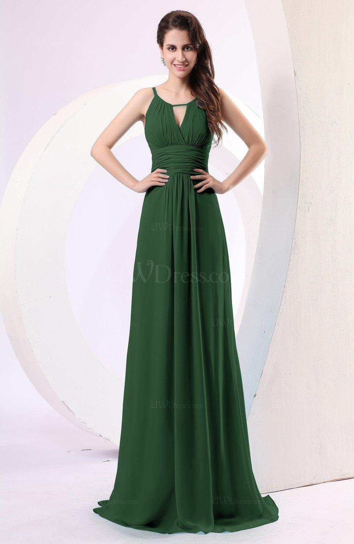 Light olive green dress