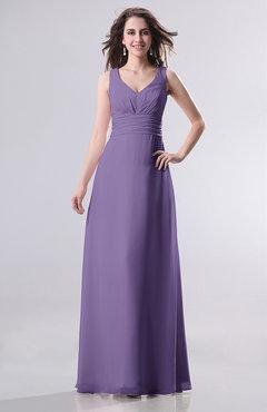 Lilac Color Bridesmaid Dresses - Page 2 - UWDress.com