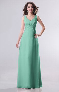 Mint Green Color Bridesmaid Dresses - Page 2 - UWDress.com