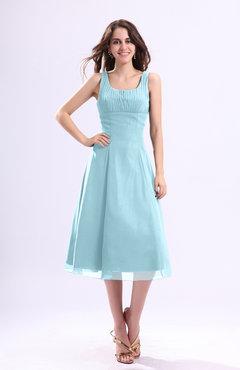Aqua Color Mother of the Bride - UWDress.com
