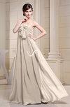 Simple Empire Zipper Chiffon Floor Length Evening Dresses