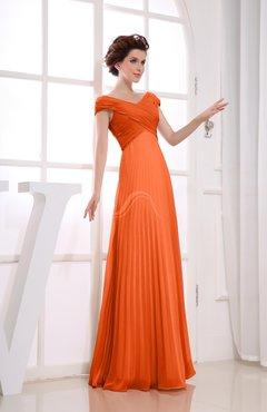 Tangerine Color Bridesmaid Dresses - Page 2 - UWDress.com
