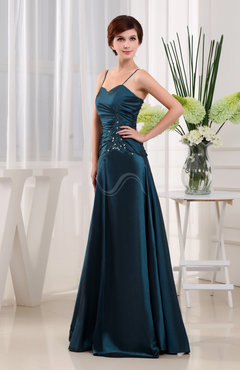 Disney Princess A-line Backless Taffeta Floor Length Mother of the Bride Dresses