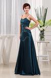 Disney Princess A-line Backless Taffeta Floor Length Mother of the Bride Dresses