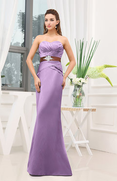 Begonia Plain Sheath Sweetheart Zipper Floor Length Ruching Wedding Guest Dresses