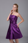 Disney Princess A-line Strapless Short Ruching Club Dresses
