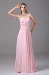 Modest Sheath Sleeveless Backless Floor Length Homecoming Dresses