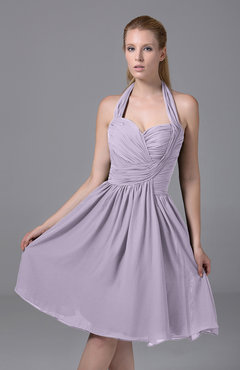 Light Purple Color Club Dresses - UWDress.com