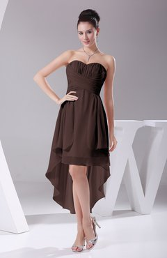 Chocolate Brown Bridesmaid Dresses Uk - Ocodea.com