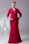 Plain Strapless Zip up Floor Length Rhinestone Prom Dresses