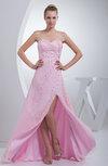 Sexy A-line Sweetheart Sleeveless Zip up Floor Length Evening Dresses