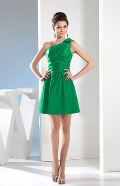 Kelly Green Color Bridesmaid Dresses - UWDress.com