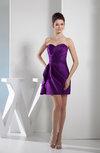 Sexy Column Sweetheart Sleeveless Backless Mini Cocktail Dresses