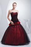 Mature Sleeveless Elastic Woven Satin Floor Length Paillette Prom Dresses