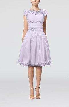 Light Purple Color Bridesmaid Dresses - UWDress.com