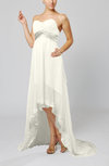 Disney Princess Garden Empire Sleeveless Backless Chiffon Sequin Bridal Gowns