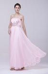 Elegant Sleeveless Backless Floor Length Ruching Wedding Guest Dresses