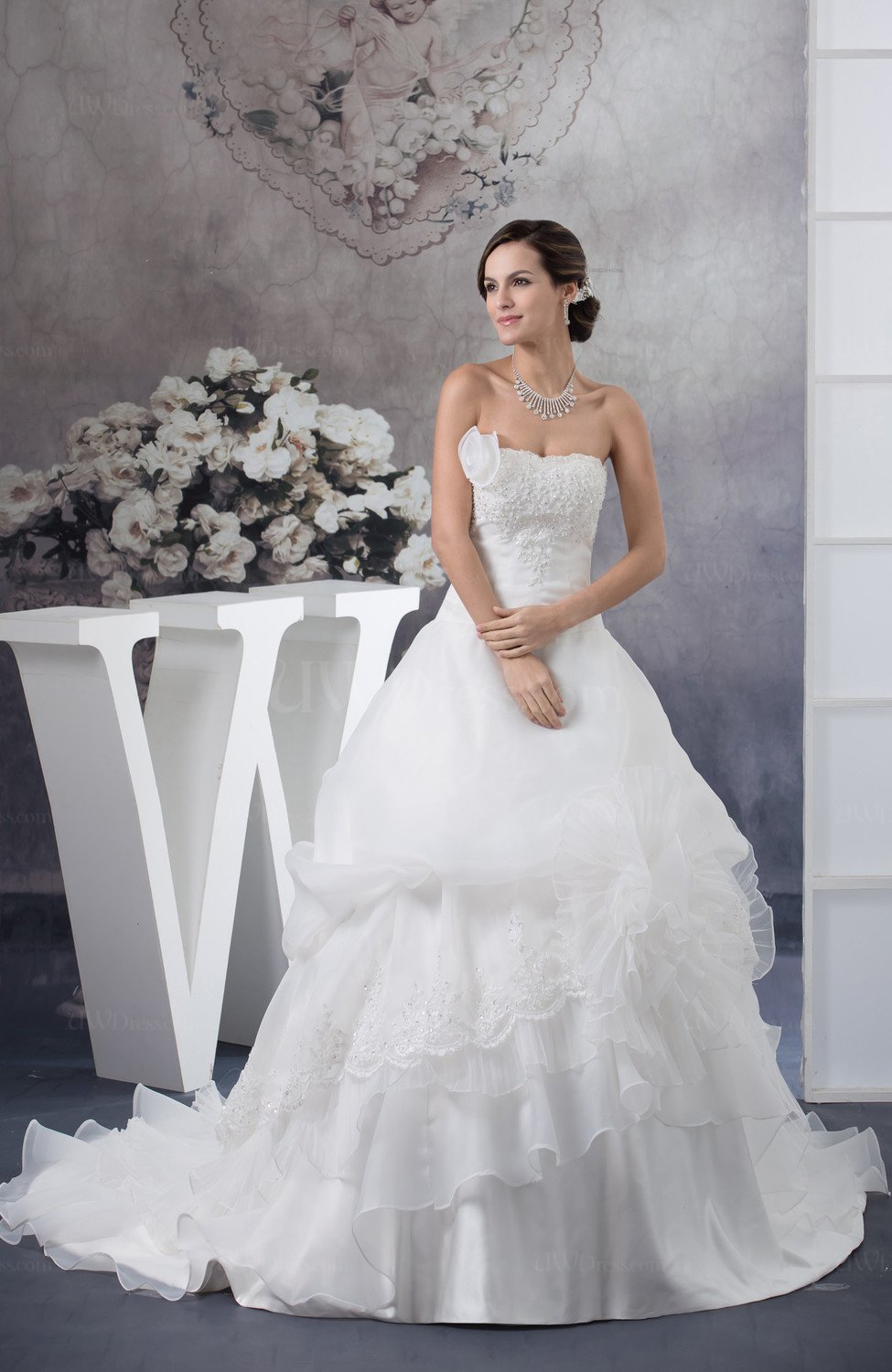 Allure Bridal Gowns Disney Princess Ball Gown Luxury Gorgeous Full ...