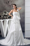 Allure Bridal Gowns Inexpensive Low Back Petite Summer Sleeveless Modern