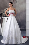 Allure Bridal Gowns Country Sequin Glamorous Petite Formal Mature Open Back