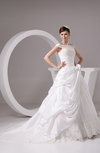 Lace Bridal Gowns Modest Disney Princess Off the Shoulder Glamorous Classic