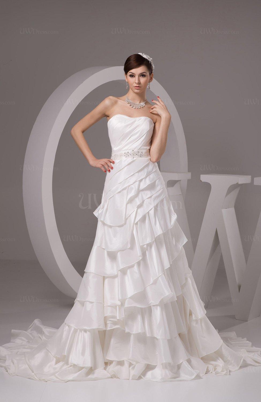 Modern Winter Wedding Dresses : White allure bridal gowns sexy winter full figure modern sleeveless