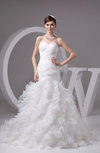 Allure Bridal Gowns Unique Modern Sleeveless Glamorous Beaded Low Back
