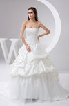 Allure Bridal Gowns Disney Princess Sexy Elegant Open Back Full Figure