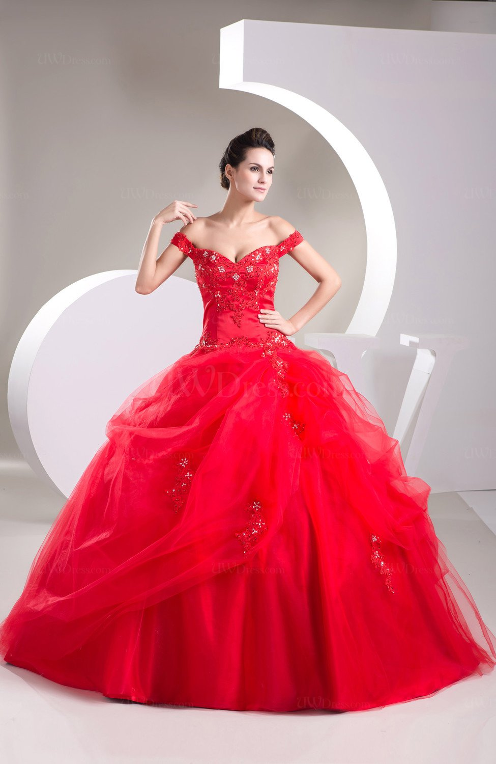 Allure Bridal Gowns Ball Gown Sexy Disney Princess