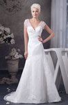 with Sleeves Bridal Gowns Modest Spring Winter Fall Western Formal