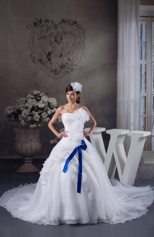 White Formal Bridal Gowns Plus Size Western Unique
