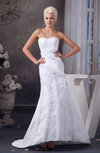 Allure Bridal Gowns Sexy Country Amazing Trumpet Backless Expensive