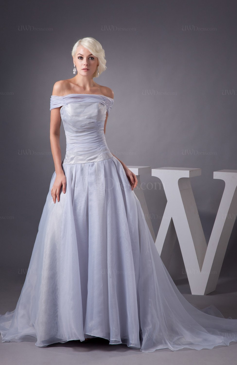 Wisteria Allure Bridal Gowns Sexy Traditional Unique
