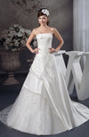Allure Bridal Gowns Luxury Sexy Glamorous Formal Full Figure A line Fall