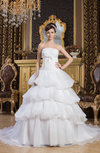 Allure Bridal Gowns Ball Gown Luxury Full Figure Glamorous Winter Low Back