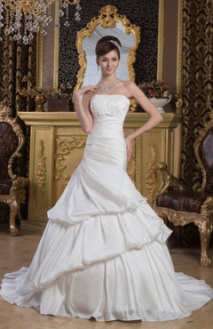 Traditional French wedding - UWDress.com