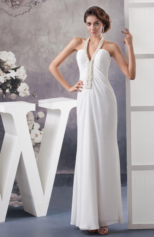 Allure bridal gowns inexpensive sheath spring destination for Cheap destination wedding dresses
