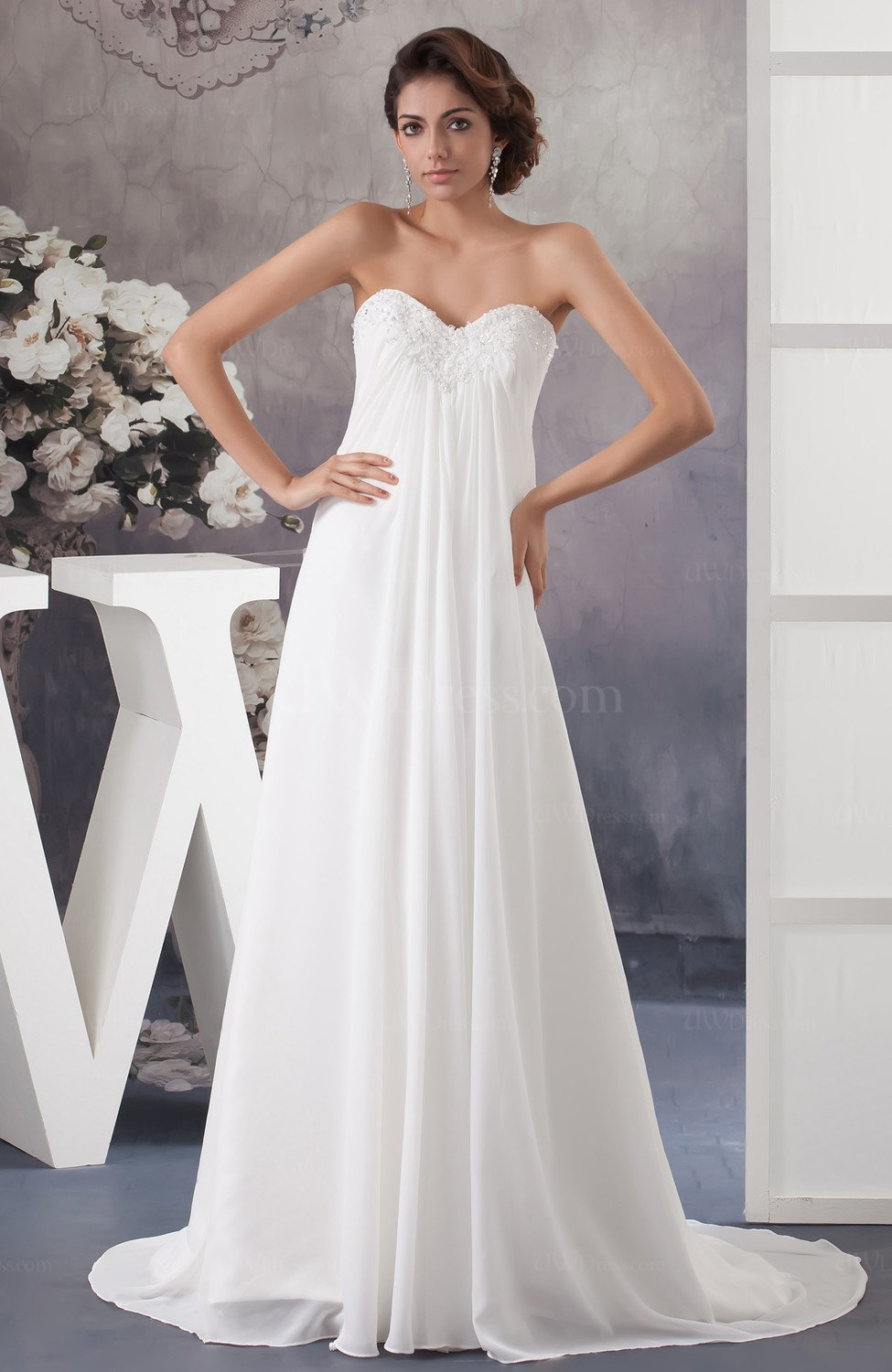 Allure bridal gowns inexpensive petite winter informal for Petite dresses for wedding