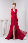 Casual Wedding Guest Dress Long Petite Allure Classy Hot Chiffon