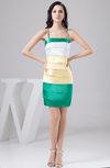 Inexpensive Homecoming Dress Short Petite Trendy Elegant Country Sheath